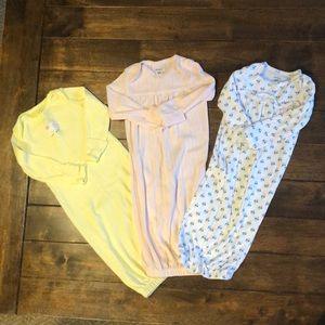 Carter's 3m Onesie Dress - Bundle of 3